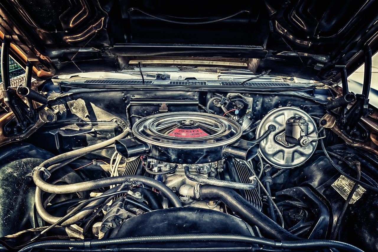 Rozruch silnika w zimie