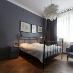 loftowa sypialni